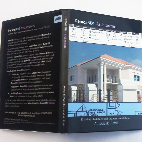 An illustration of the command and tools of Autocad Architecture