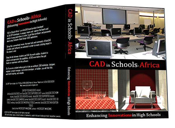 An illustration of CAD in Schools (CiSA)
